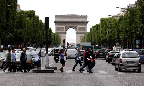 France Likely to Lose Top Rating in Stressed Scenario