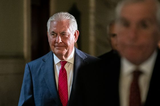 Exxon Climate Plan Wasn't Fake, Tillerson Says In N.Y. Trial