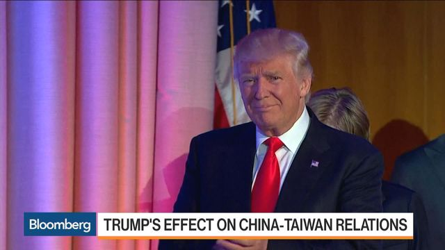 'Old Friends' Aside, China Says Trump Must Toe Line on Taiwan