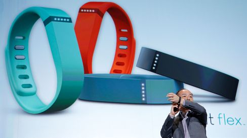 Activity data collected from FitBit wristbands can be tied into employee incentive programs