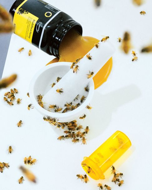 Two jars of manuka honey sell for $127 on Alibaba's Tmall.