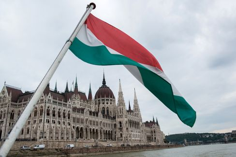 Hungary Files for First Dollar Bond Since 2011 Replacing IMF