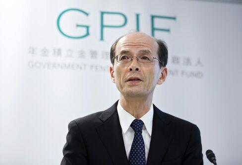 高橋GPIF理事長
