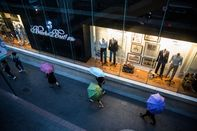 Thai Shoppers As Consumer Discretionary Shares Driving Emerging-Market Rally