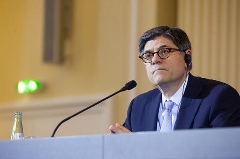 U.S. Treasury Secretary Jacob J. Lew