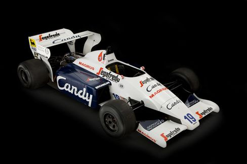Toleman TG-184-2 Formula One