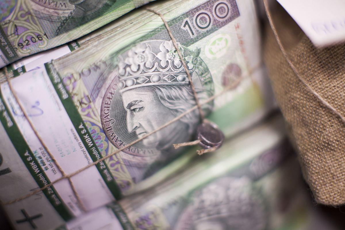 No Juice Left for Central Europe's Standout Currency Winner