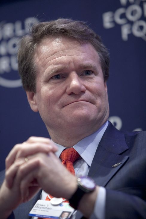 Moynihan Becomes Obama's Top Wall Street Ally