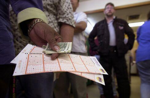 Losing Georgia Lottery Players