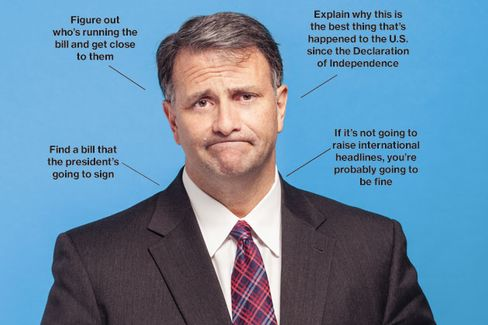 How to Get Your Perk Into a Bill, by Former Lobbyist Jack Abramoff