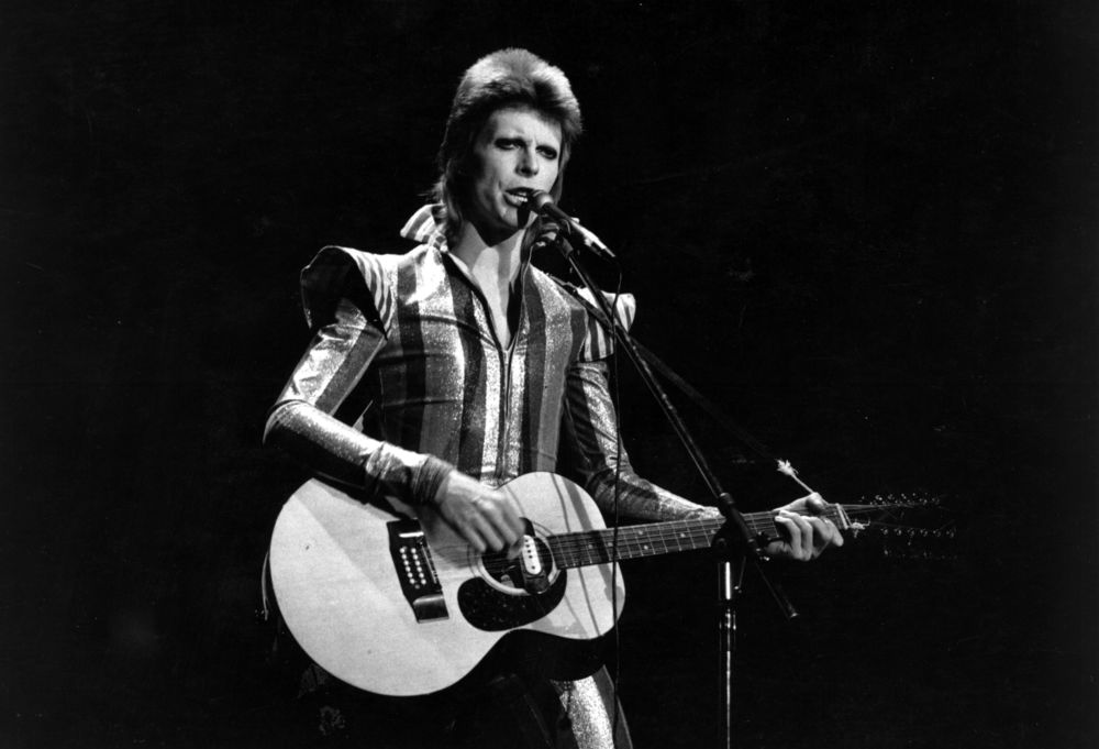 David Bowie Will Always Be One of a Kind in Bonds