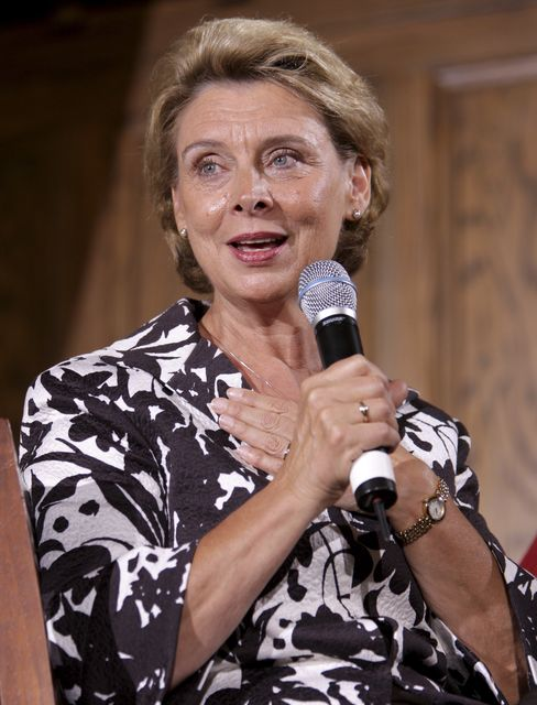 Washington Governor Christine Gregoire