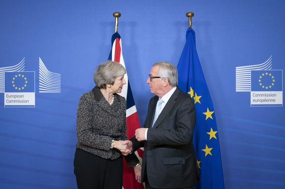 EUReady to Push U.K. Near Point of No-Return on Brexit, Diplomats Say