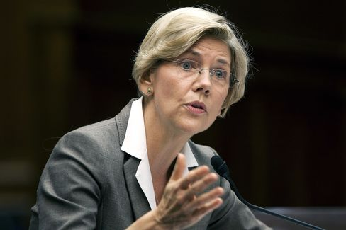 Elizabeth Warren to Announce Bid for Massachusetts Senate