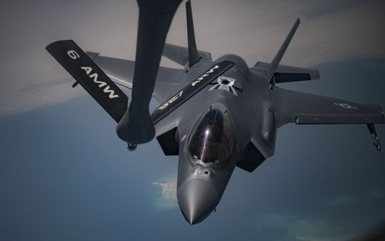 Pentagon Is Seen Short $7.1 Billion on What It Needs to Fly F-35
