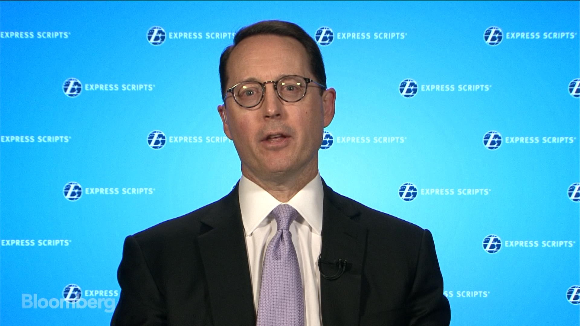 Express Scripts CEO Explains Drug Price Competition ...