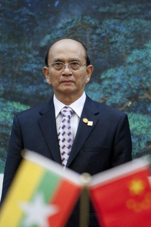 Myanmar's President Thein Sein