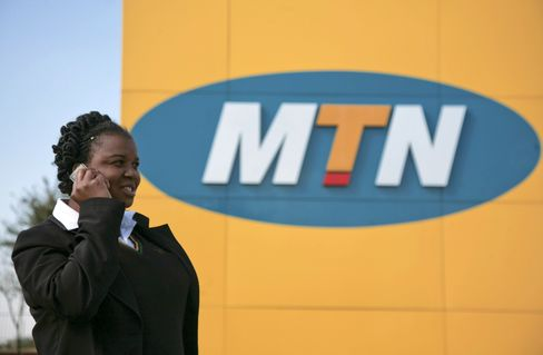 MTN Is Said to Revive Indian Efforts With Plans for Acquisition