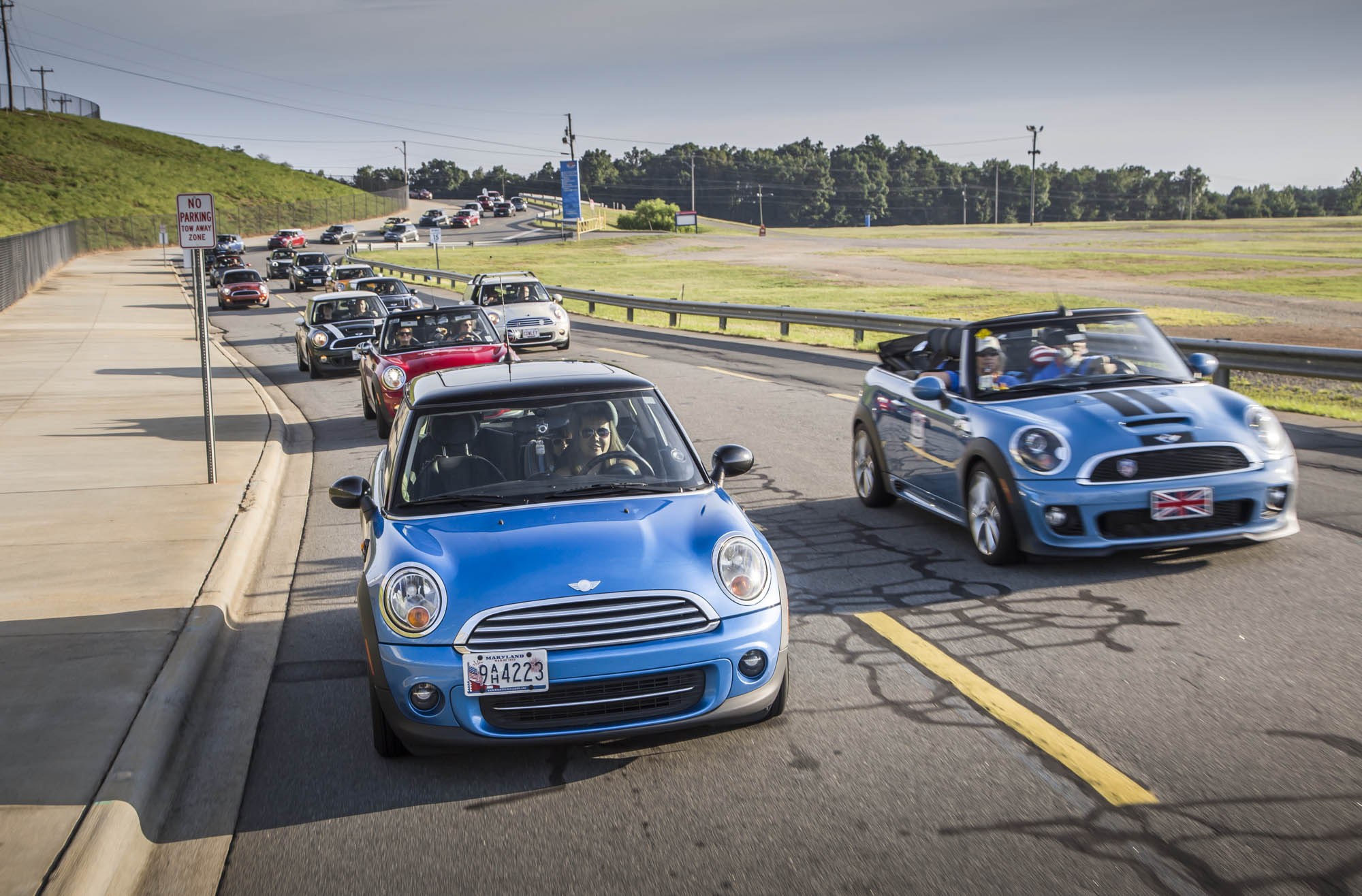 A Look Back at 15 Years of Mini in America