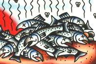 relates to Is It Too Late to Save Wild Salmon?