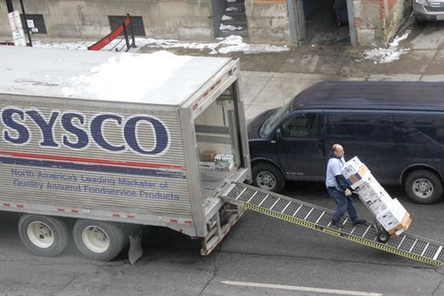 Sysco Bulks Up in the Restaurant Industry. Will Customers Revolt?