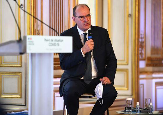 France Eyes Lockdown as Last Resort in Europe's Virus Fight