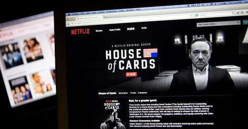 Netflix Garners Two Top Show Nominations With 'Cards,' 'Orange'