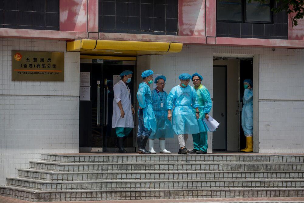 Hong Kong Will Resume Fresh Pork Supply on Monday: RTHK