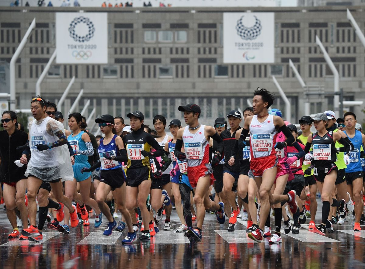 Tokyo Marathon Canceled for General Runners On Virus Fears