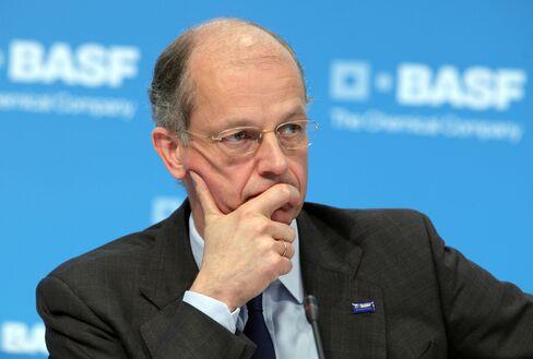 BASF CEO Bock