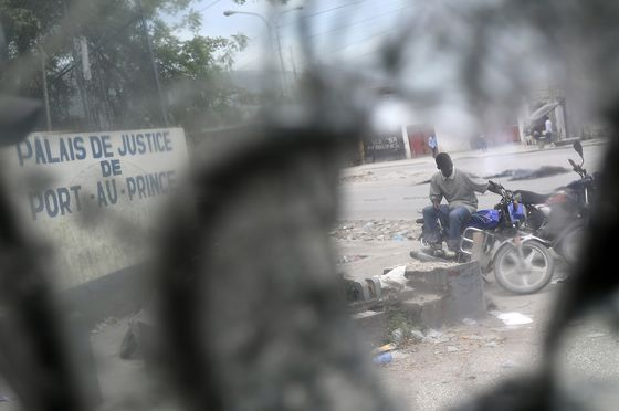 Haiti Police Arrest Man They Say Hired Assassins to Kill Moise