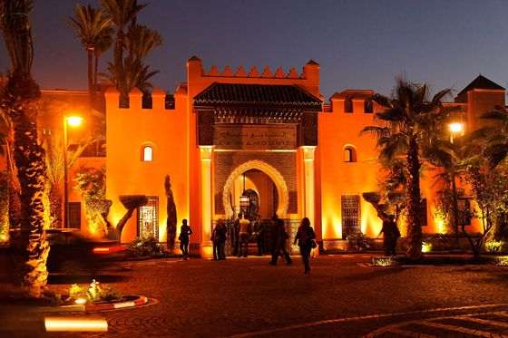 Churchill's Moroccan Oasis on Sale in Privatization Push