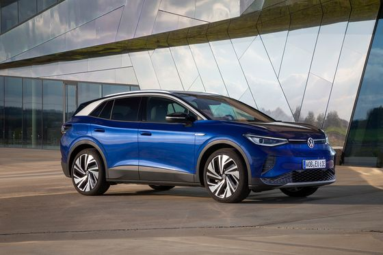 VolkswagenBrand Doubles EV Share Target While Maintaining Margin Goal