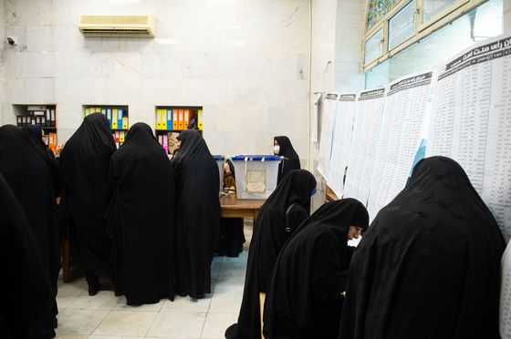 Iran Hardliners Take Election Lead as Moderates Stymied