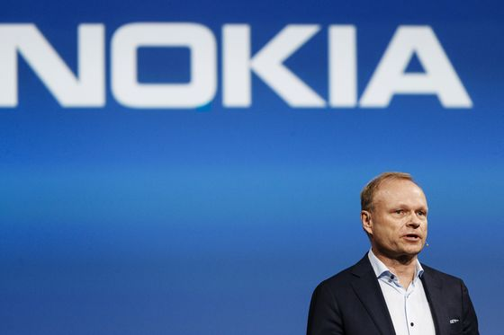 Nokia Cuts Up To 10,000 Jobs as Race to Dominate 5G Heats Up