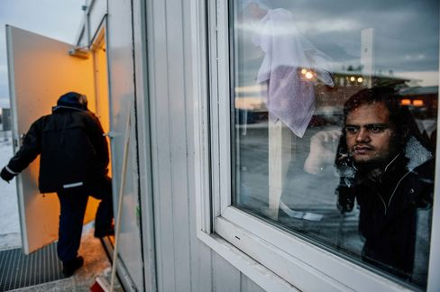 NORWAY-RUSSIA-EUROPE-MIGRANTS-REFUGEES