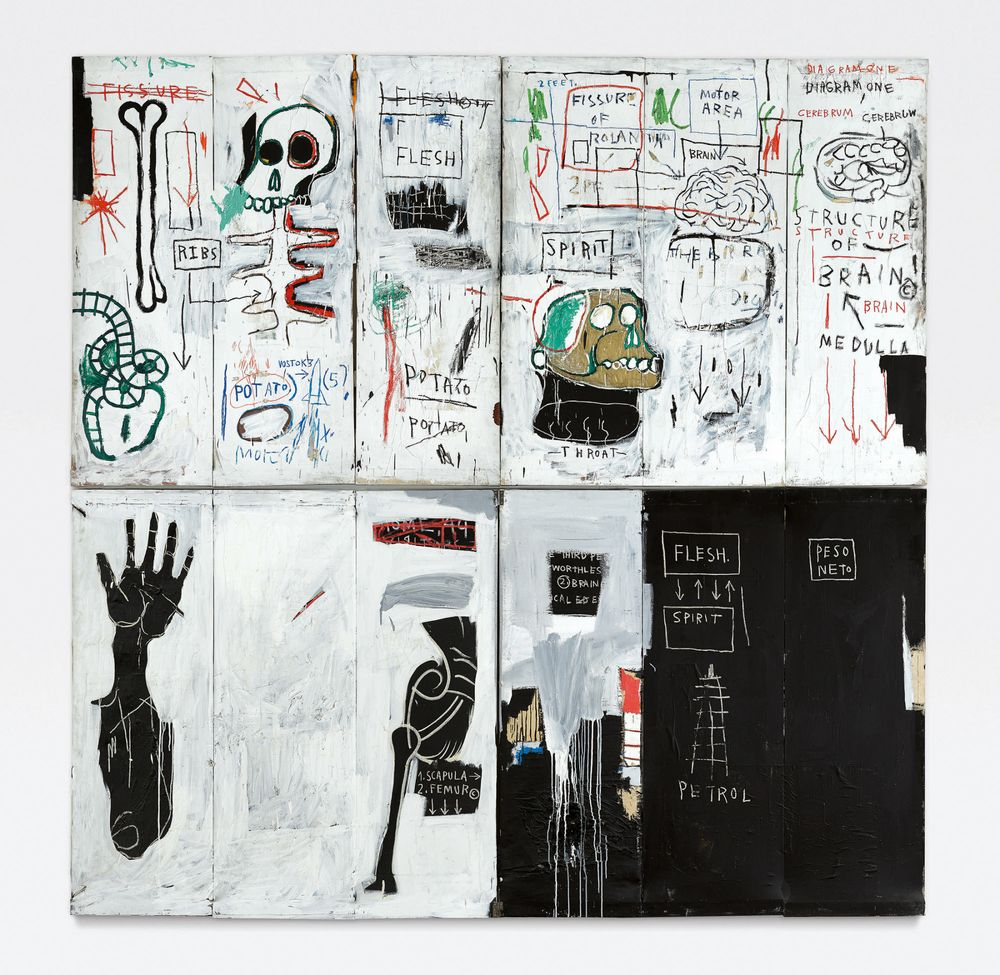 Basquiat Bought for $15,000 Could Fetch $30 Million at Sotheby's