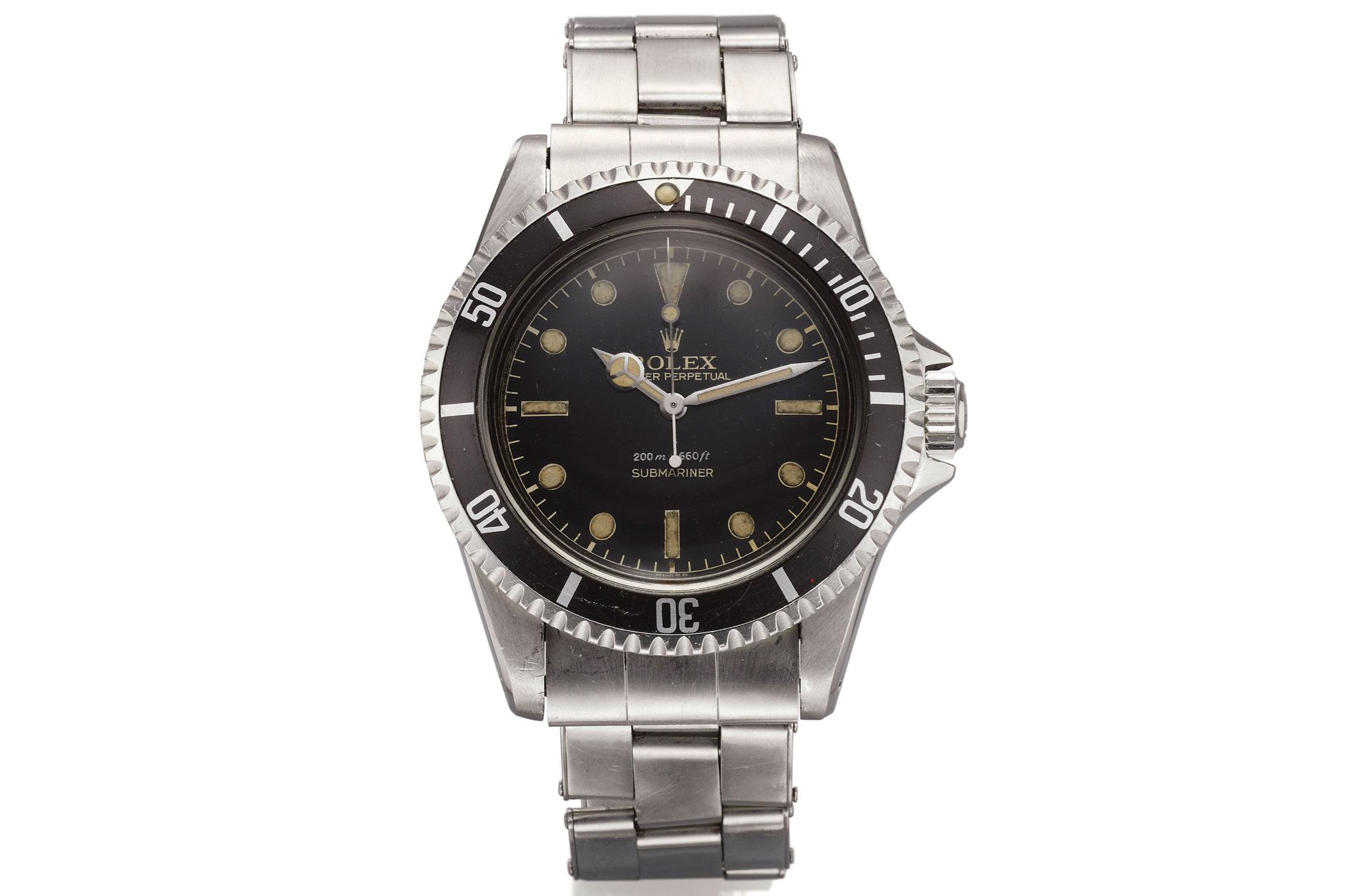 Rolex Gilt Dial Submariner (Lot 173)