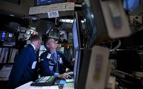 U.S. Stocks Fall