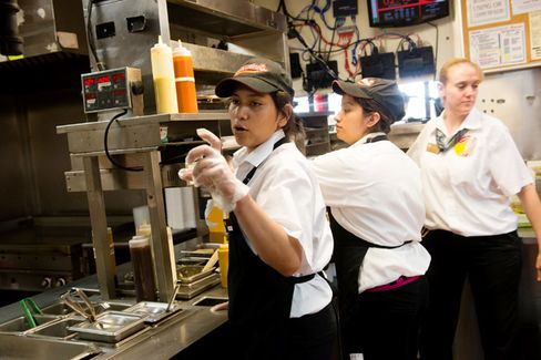 Which Fast-Food Workers Hate Their Jobs the Most?