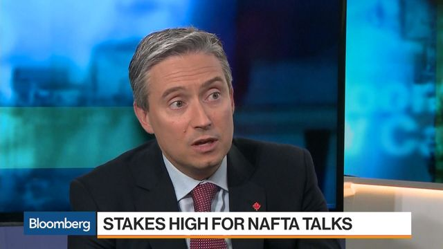USA seeking major overhaul of NAFTA, not tweaks