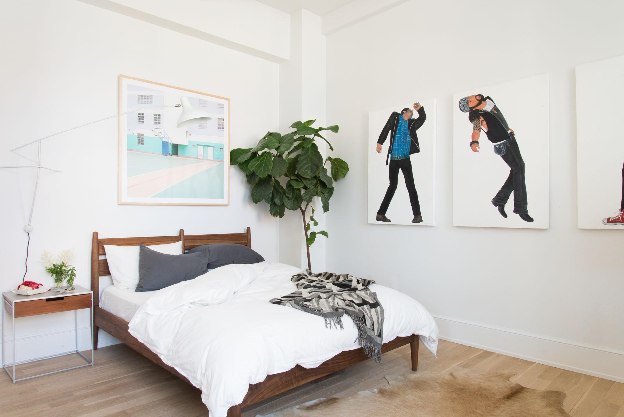 Neman's Bedroom