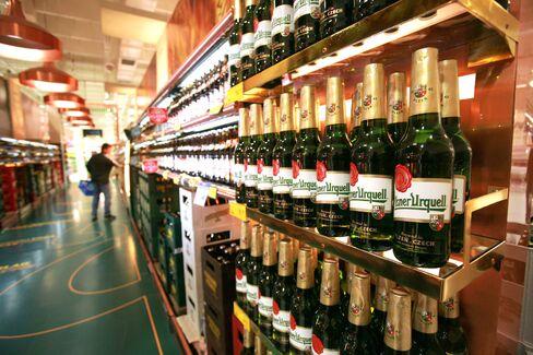 Czechs Buy Once Unthinkable Pilsner Urquell Alternatives