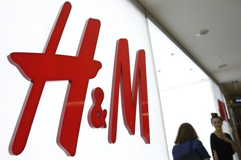 H&M's Bra-Bodysuit Seen Failing as Strategy Wears Thin