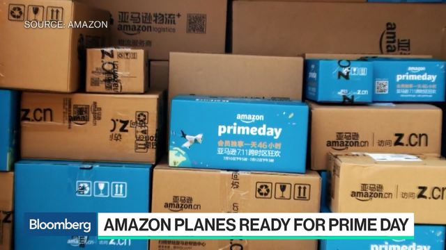 Amazon Prime Day starts Monday