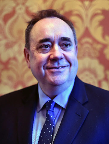 Former Scottish First Minister Alex Salmond is now aiming for a Westminster seat