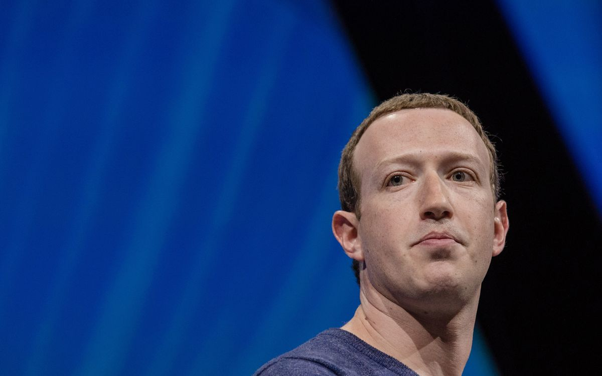 Facebook's Zuckerberg Has Second Private Meeting With Trump, NBC Says