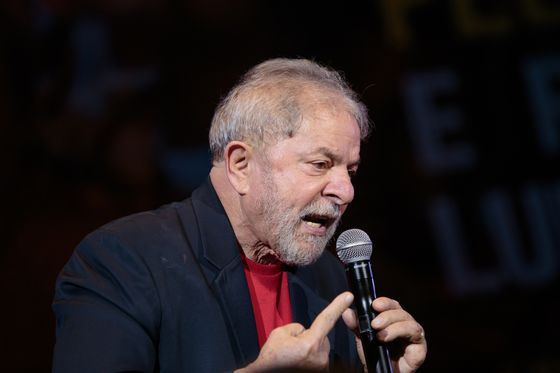 Lula's Golden Touch to Sway Heated Brazil Election, Eurasia Says