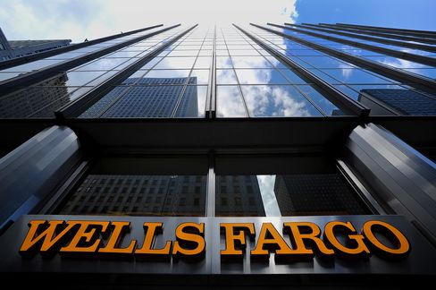 Wells Fargo Reports Record Profit on Gains From Refinancing