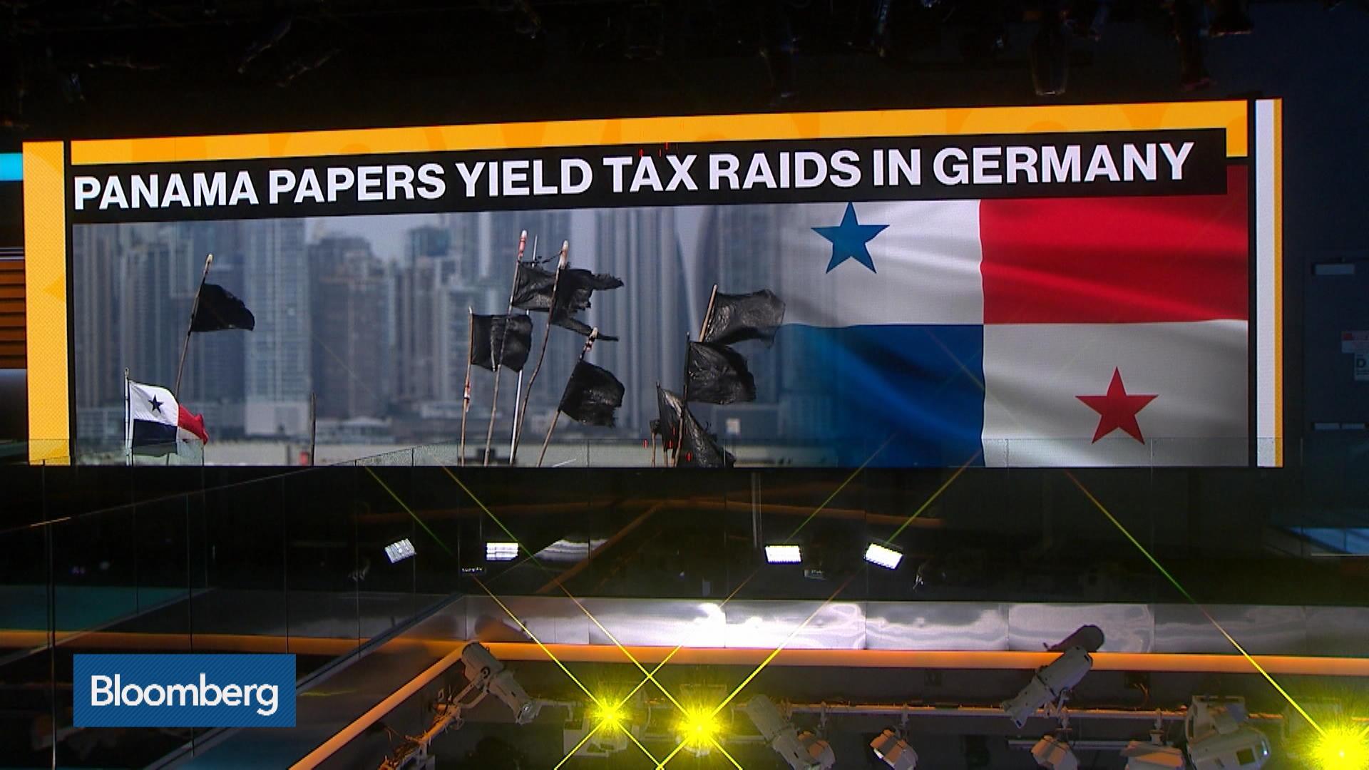 Deutsche Bank Panama Papers Case Prompts German Tax Raids